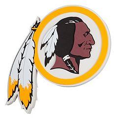 Washington Redskins 3D Fan Foam Logo Sign