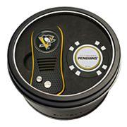 Team Golf Pittsburgh Penguins Switchfix Divot Tool & Golf Chip Set
