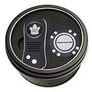 Team Golf Toronto Maple Leafs Switchfix Divot Tool & Golf Chip Set