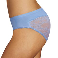 Maidenform Casual Comfort Seamless Lace Back Hipster Panty DMCCSH