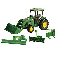 John Deere Big Farm 4066R Tractor Set
