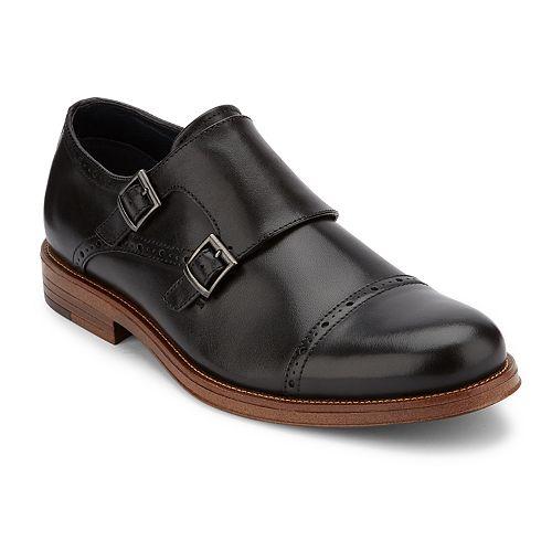 Dockers Maycrest Men's Monk Strap Dress Shoes