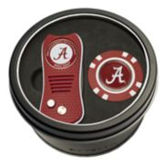 Team Golf Alabama Crimson Tide Switchfix Divot Tool & Golf Chip Set