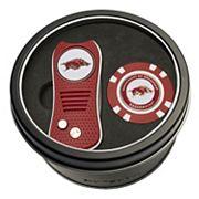Team Golf Arkansas Razorbacks Switchfix Divot Tool & Golf Chip Set