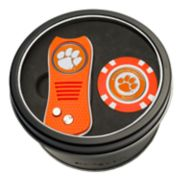 Team Golf Clemson Tigers Switchfix Divot Tool & Golf Chip Set