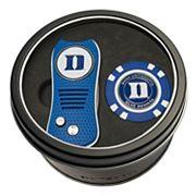 Team Golf Duke Blue Devils Switchfix Divot Tool & Golf Chip Set