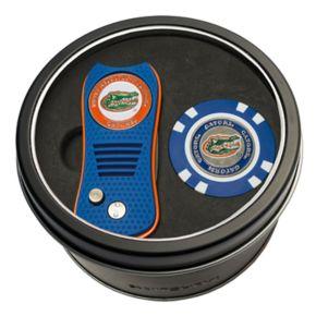 Team Golf Florida Gators Switchfix Divot Tool & Golf Chip Set