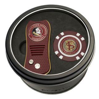Team Golf Florida State Seminoles Switchfix Divot Tool & Golf Chip Set
