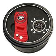 Team Golf Georgia Bulldogs Switchfix Divot Tool & Golf Chip Set