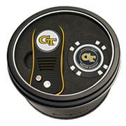 Team Golf Georgia Tech Yellow Jackets Switchfix Divot Tool & Golf Chip Set
