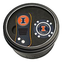 Team Golf Illinois Fighting Illini Switchfix Divot Tool & Golf Chip Set