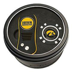 Team Golf Iowa Hawkeyes Switchfix Divot Tool & Golf Chip Set
