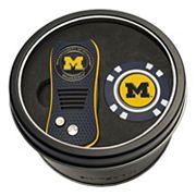 Team Golf Michigan Wolverines Switchfix Divot Tool & Golf Chip Set
