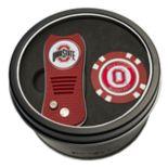 Team Golf Ohio State Buckeyes Switchfix Divot Tool & Golf Chip Set