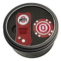 Team Golf Ohio State Buckeyes Switchfix Divot Tool & Golf Chip Set