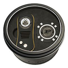 Team Golf Purdue Boilermakers Switchfix Divot Tool & Golf Chip Set