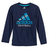Boys 4-7x adidas Climalite Logo Graphic Tee
