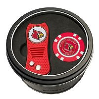 Team Golf Louisville Cardinals Switchfix Divot Tool & Golf Chip Set