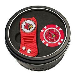Team Golf Louisville Cardinals Switchfix Divot Tool & Golf Chip Set