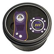 Team Golf East Carolina Pirates Switchfix Divot Tool & Golf Chip Set