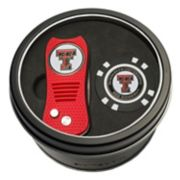 Team Golf Texas Tech Red Raiders Switchfix Divot Tool & Golf Chip Set