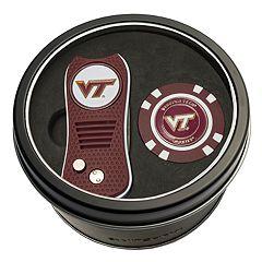 Team Golf Virginia Tech Hokies Switchfix Divot Tool & Golf Chip Set