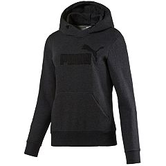Women's PUMA Elevated Logo Graphic Hoodie