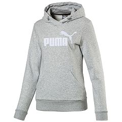 Women's PUMA Elevated Logo Graphic Hoodie