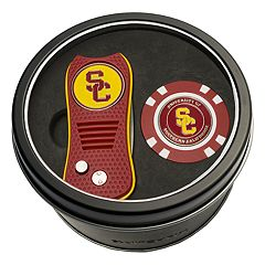 Team Golf USC Trojans Switchfix Divot Tool & Golf Chip Set