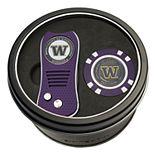 Team Golf Washington Huskies Switchfix Divot Tool & Golf Chip Set