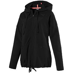 Women's PUMA Transition Zip-Up Jacket