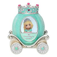 Precious Moments Grace Princess Carriage Light-Up Girl Figurine