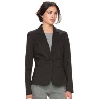 Women's ELLE™ Black Blazer