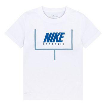 Boys 4-7 Nike Dri-FIT Football Tee