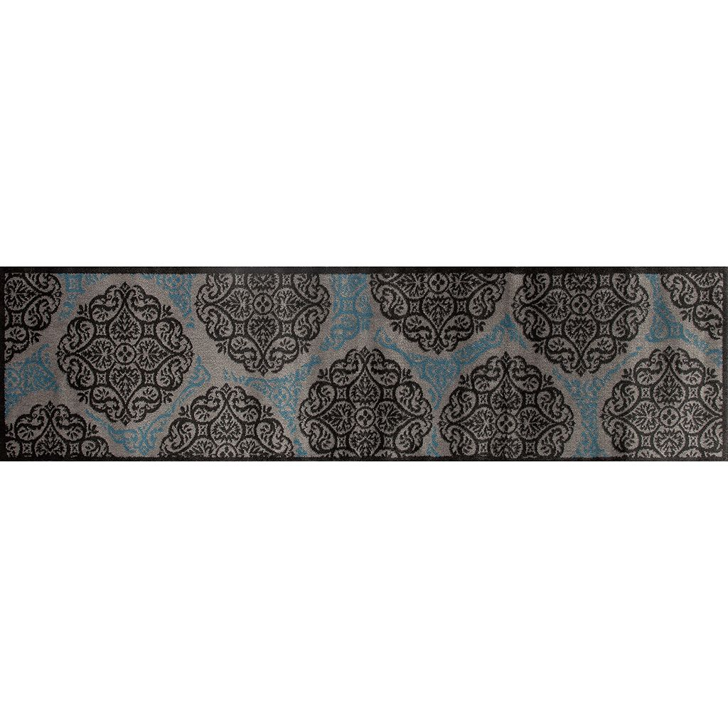 World Rug Gallery Alpine Modern Circles Rug