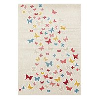 World Rug Gallery Alpine Butterfly Rug