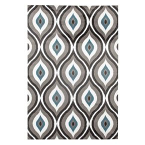 World Rug Gallery Alpine Trellis Rug