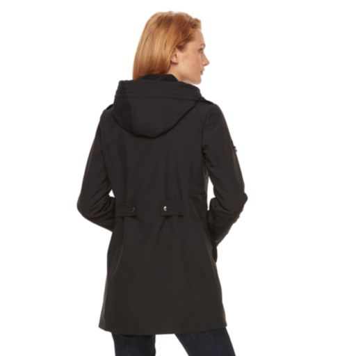 Women's Weathercast Hooded Soft Shell Jacket