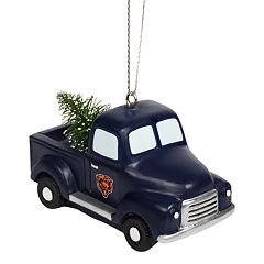 FOCO Chicago Bears Truck Christmas Ornament