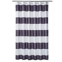 Home Classics® Porter Stripe Shower Curtain