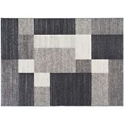 World Rug Gallery Avora Modern Geometric Rug
