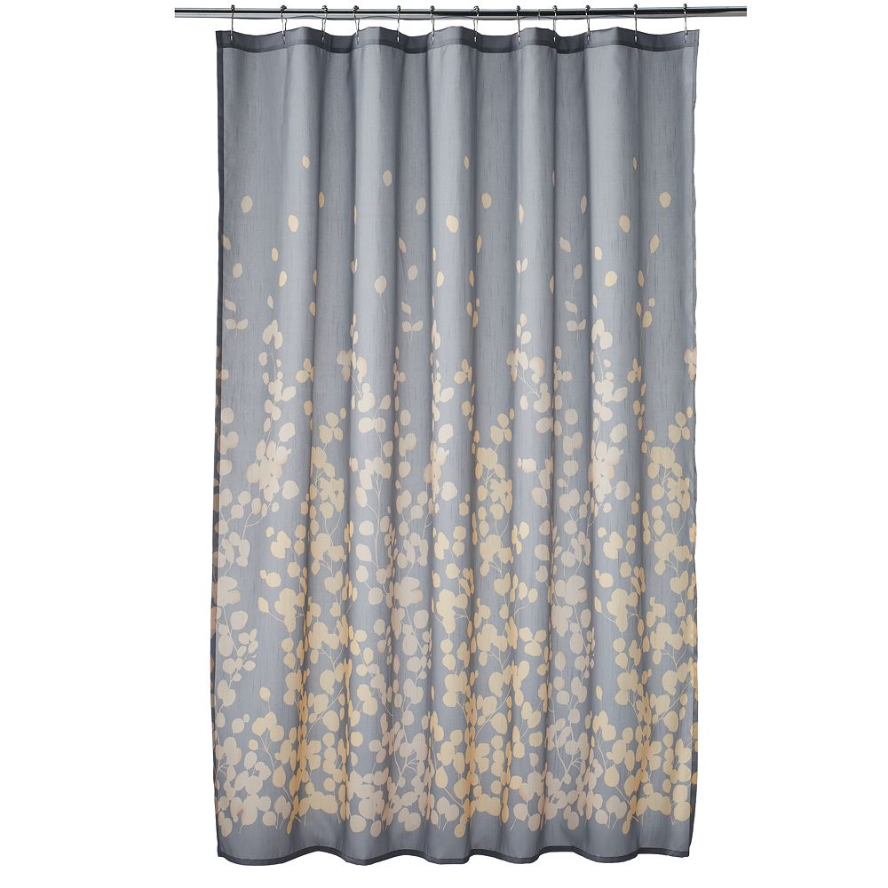 Classics® Layla Faux Silk Shower Curtain