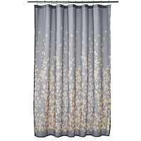 Home Classics® Layla Faux Silk Shower Curtain