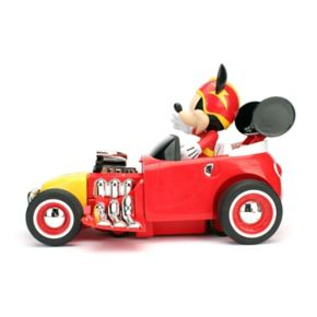 Disney's Mickey Mouse Mickey Transforming Roadster  by Jada Toys