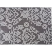 World Rug Gallery Avora Damask Rug