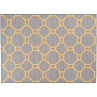 World Rug Gallery Avora Contemporary Geometric Rug