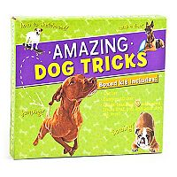 Publications International, Ltd. Amazing Dog Tricks Kit