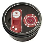 Team Golf Arizona Cardinals Switchfix Divot Tool & Golf Chip Set