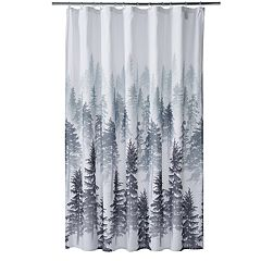 Home Classics® Forest Shower Curtain