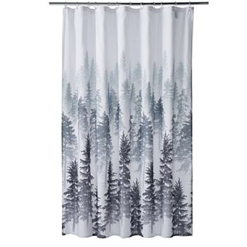 Home ClassicsR Forest Shower Curtain